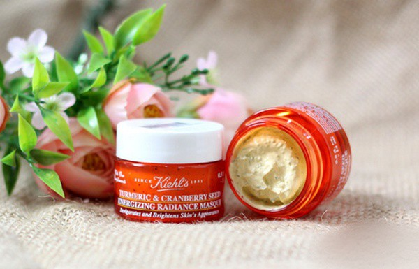 Mặt Nạ Kiehl's Turmeric & Cranberry Seed Energizing Radiance ...